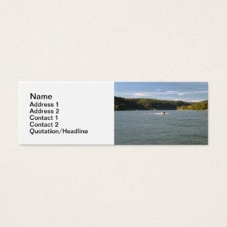 River Rhein Mini Business Card