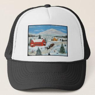 River Ridge School House Trucker Hat