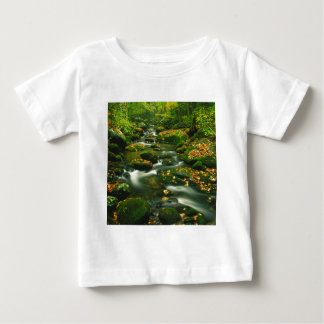 River Roaring Fork Exposure Smoky Tennessee T-shirt