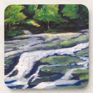 River Rock Beverage Coaster