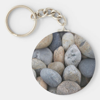 River Rock Keychain