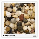 River Rock Stone Background - Customized Template Room Sticker