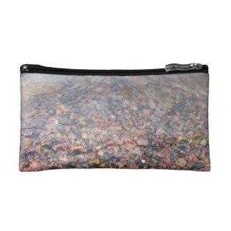 River Rocks Cosmetic Bags