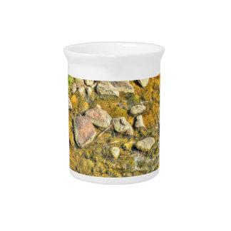 River Rocks Beverage Pitcher