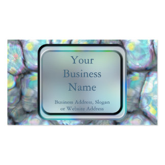 River Rocks Business Card