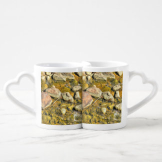 River Rocks Coffee Mug Set