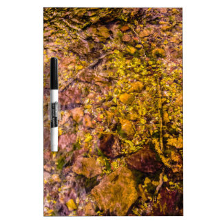 River Rocks Dry Erase Board