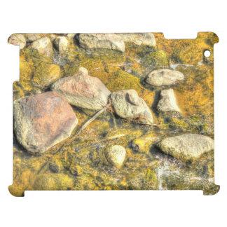 River Rocks iPad Cover
