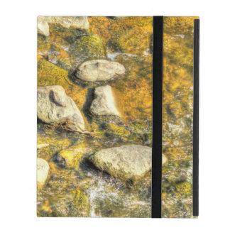 River Rocks iPad Folio Case