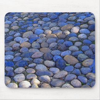 River Rocks Mouse Pad