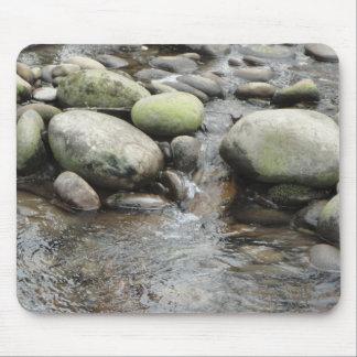 River Rocks Mousepad
