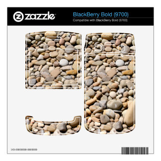 River Rocks Pebbles Skins For BlackBerry