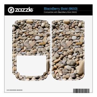 River Rocks Pebbles BlackBerry Bold Decals