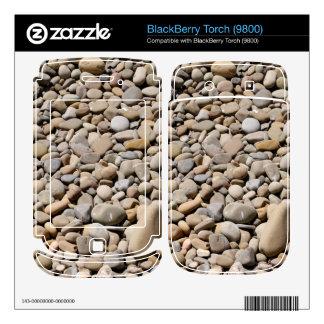 River Rocks Pebbles Skin For BlackBerry