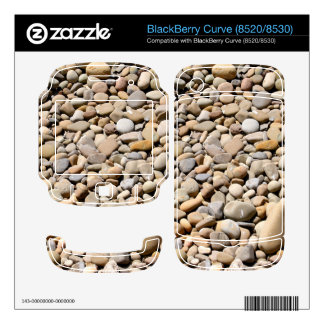 River Rocks Pebbles Decals For BlackBerry