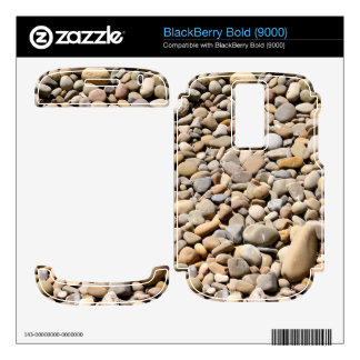 River Rocks Pebbles Decal For BlackBerry Bold