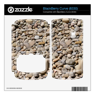 River Rocks Pebbles Decal For BlackBerry