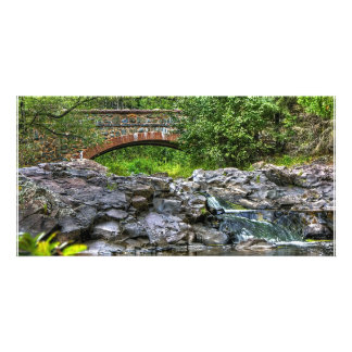 River Rocks Picture Card