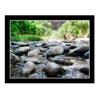 River Rocks @ The Virgin River Postcard