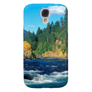River Rogue Siskiyou Forest Oregon Samsung Galaxy S4 Cover