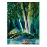 River Run Postcard