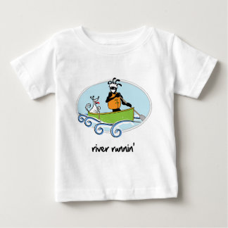 """River Runnin'"" Baby T-Shirt"