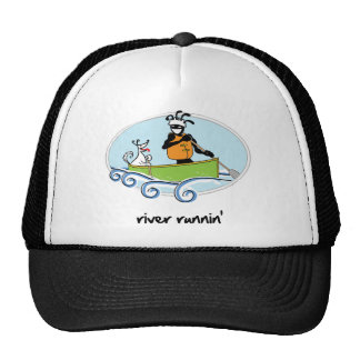 """River Runnin'"" Trucker Hat"