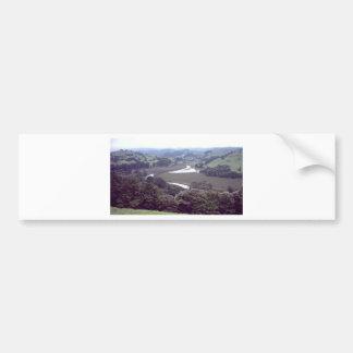 river running through.jpg bumper sticker