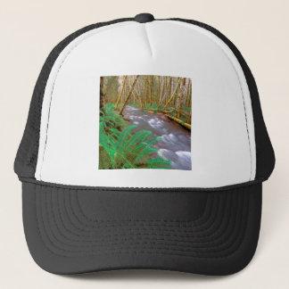 River Running Wild Hughes Olympic Trucker Hat