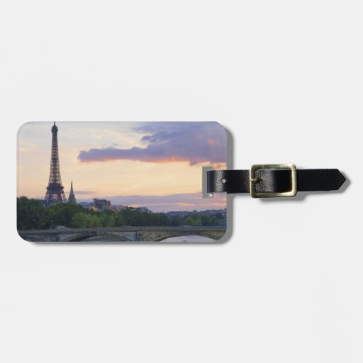 River Seine Bag Tag