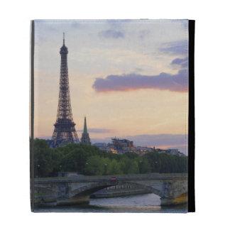 River Seine iPad Folio Case
