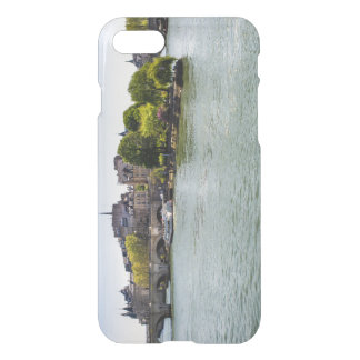 River Seine Ile De La Cite in Paris Photograph iPhone 8/7 Case
