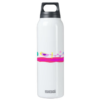 River 16 Oz Insulated SIGG Thermos Water Bottle