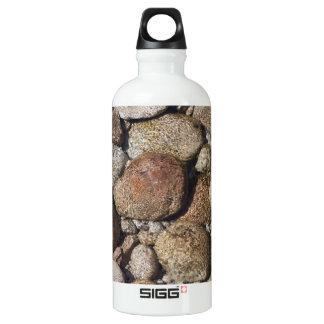 River stones Bottle