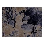 River Stones Posters