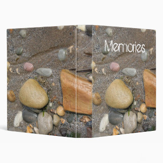 River Stones Scrap Book Binder