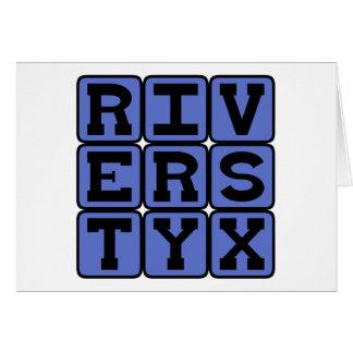 River Styx, River in Greek Mythology Card