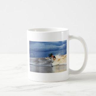 River surfing Seven Ghosts tropical Sumatra Coffee Mug