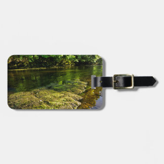 River Swale, Easby, Richmond, North Yorkshire Bag Tag