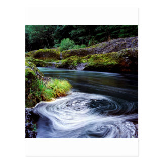 River Swirling Eddy Clackamas Oregon Post Cards
