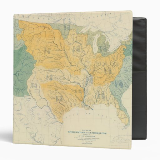 River Systems in the US Binder