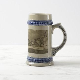 River Thames Art Mug