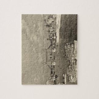 River Thames Art Jigsaw Puzzle