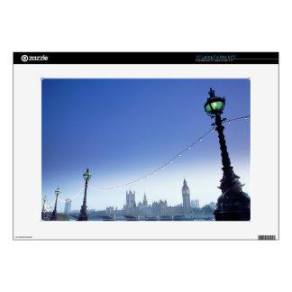 River Thames at Dusk Laptop Skins