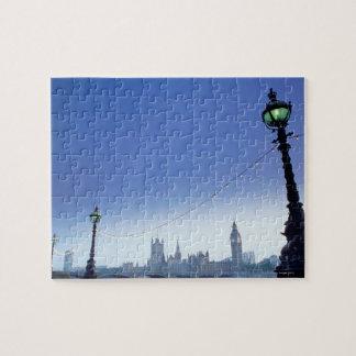 River Thames at Dusk Puzzles