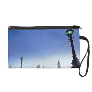 River Thames at Dusk Wristlet