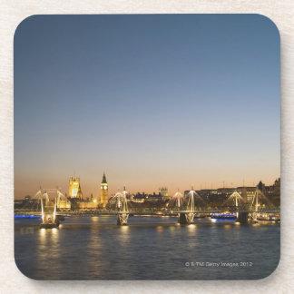 River Thames Drink Coaster