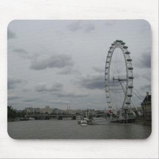 River Thames Mouse Pad