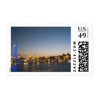 River Thames Stamps