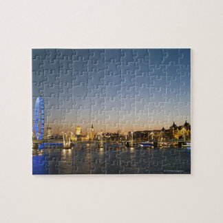 River Thames Jigsaw Puzzles